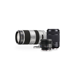 A-mount Lenses