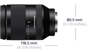Picture of FE 24-240mm F3.5-6.3 OSS