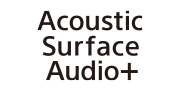 Acoustic Surface+ 標誌