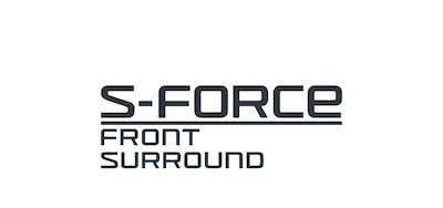 S-Force Front Surround 標誌