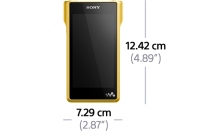 WM1Z Walkman® Signature Series 的相片