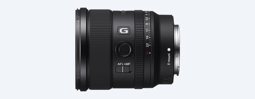 Images of FE 20mm F1.8 G