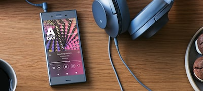 Xperia XZ1 Audio