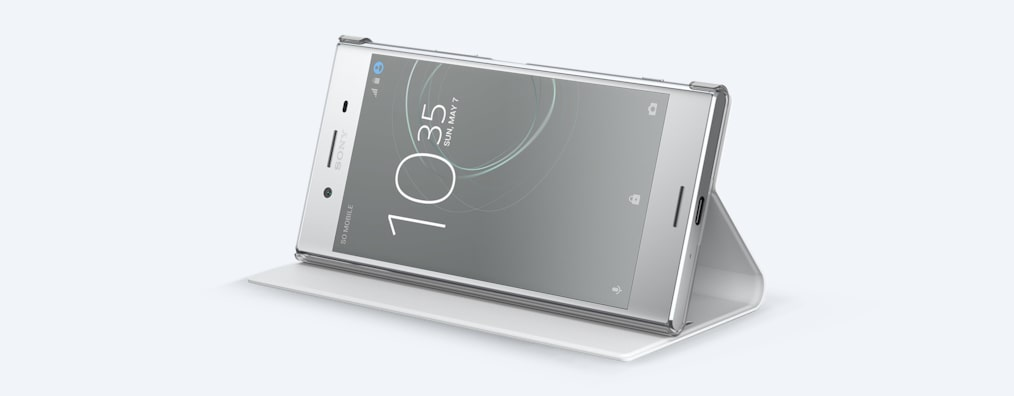 Images of Style Cover Stand SCSG10 for Xperia XZ Premium