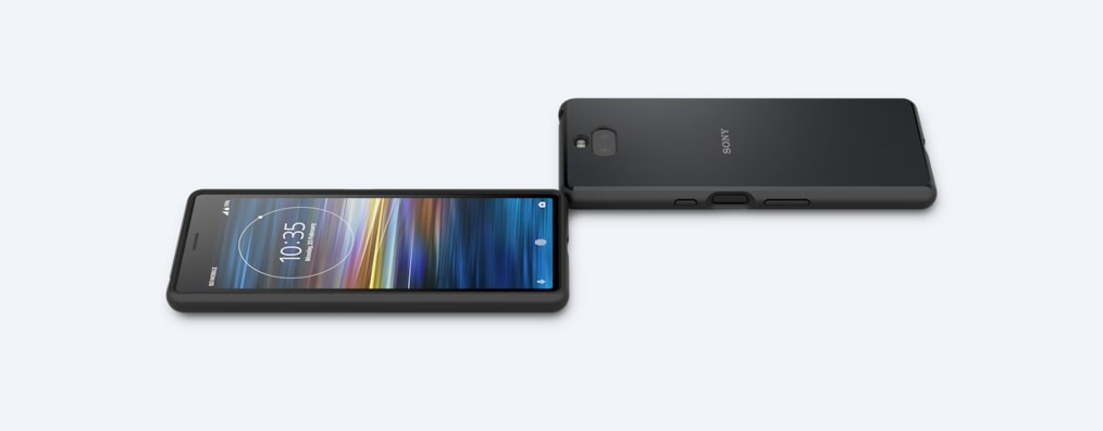 Images of Style Cover Solid for Xperia 10