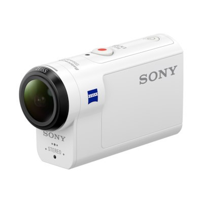 HDR-AS300 Action Cam 配備 WI-FI 功能 的相片