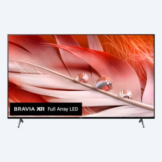 X90J | BRAVIA XR | Full Array LED | 4K Ultra HD | 高動態範圍 (HDR) | 智能電視 (Google TV) 的相片