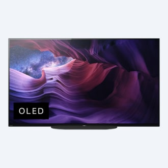A9S | MASTER Series | OLED | 4K Ultra HD | 高動態範圍 (HDR) | 智能電視 (Android TV) 的相片