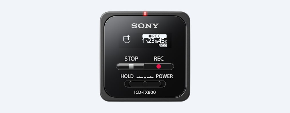 Images of TX800 Digital Voice Recorder TX Series