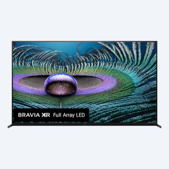 Z9J | BRAVIA XR | MASTER Series| Full Array LED | 8K | 高動態範圍 (HDR) | 智能電視 (Google TV) 的相片