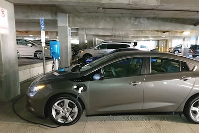 Expanding Electric Vehicle Charging Program