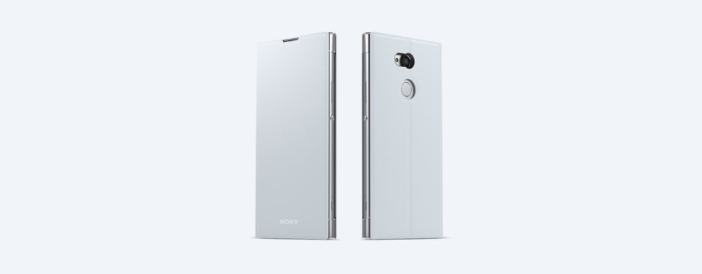 Images of Xperia XA2 Ultra Style Cover Stand | A cover that stands up