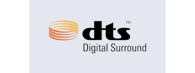 DTS Digital Surround 標誌