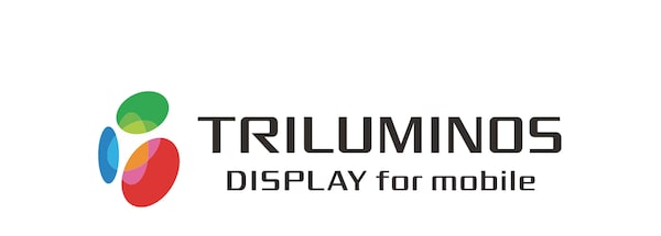TRILUMINOS™ display for mobile 標誌