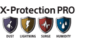 X-Protection PRO 標誌