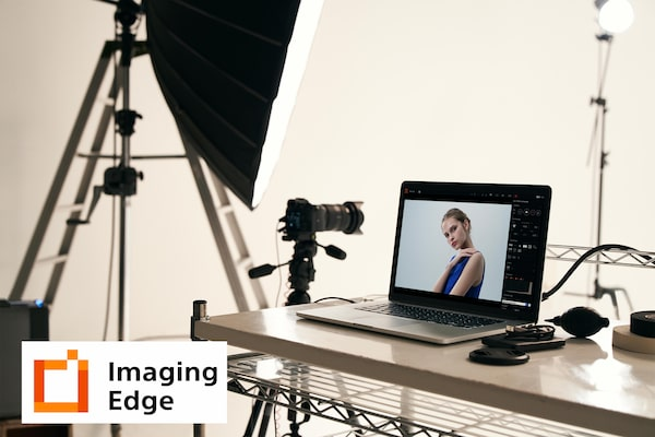 Imaging Edge™ Remote、Viewer 和 Edit
