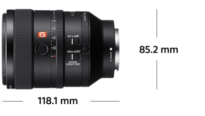 Picture of FE 100mm F2.8 STF GM OSS