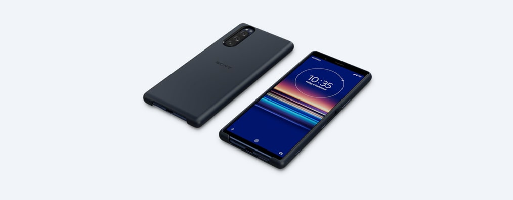 Images of Style Cover for Xperia 5