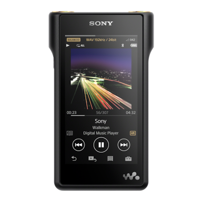 WM1A Walkman® Signature Series 的相片