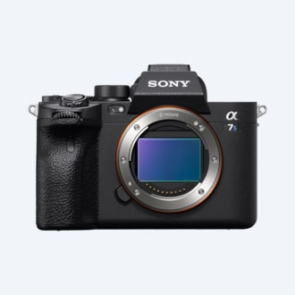 Picture of α7S III with pro movie/still capability
