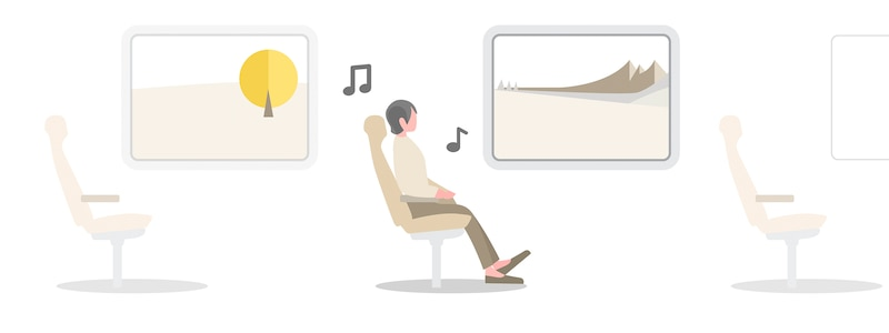 Illustration for Adaptive Sound Control