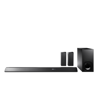 Picture of 5.1ch Home Cinema System with Wi-Fi/Bluetooth® technology