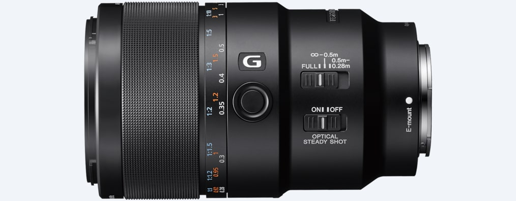 Images of FE 90mm F2.8 Macro G OSS