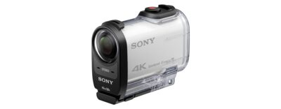 X1000V / X1000VR 4K Action Cam 配備 WI-FI 和 GPS 的相片
